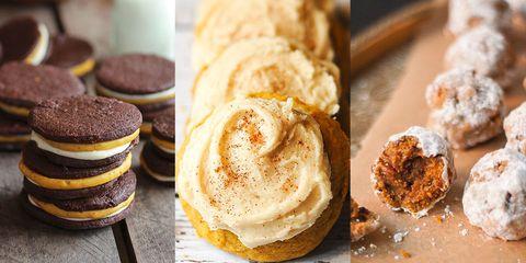 pumpkin cookies recipes