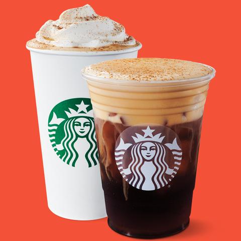 Starbucks Launches The Pumpkin Cream Cold Brew Its Second