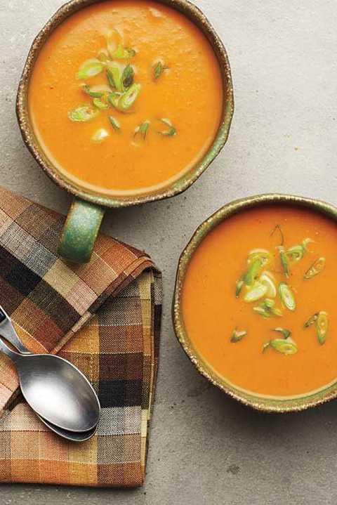 Pumpkin Curry Sou
