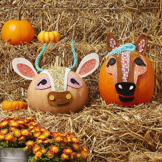 65 Best Pumpkin Decorating Ideas Easy Creative Halloween Pumpkin Ideas