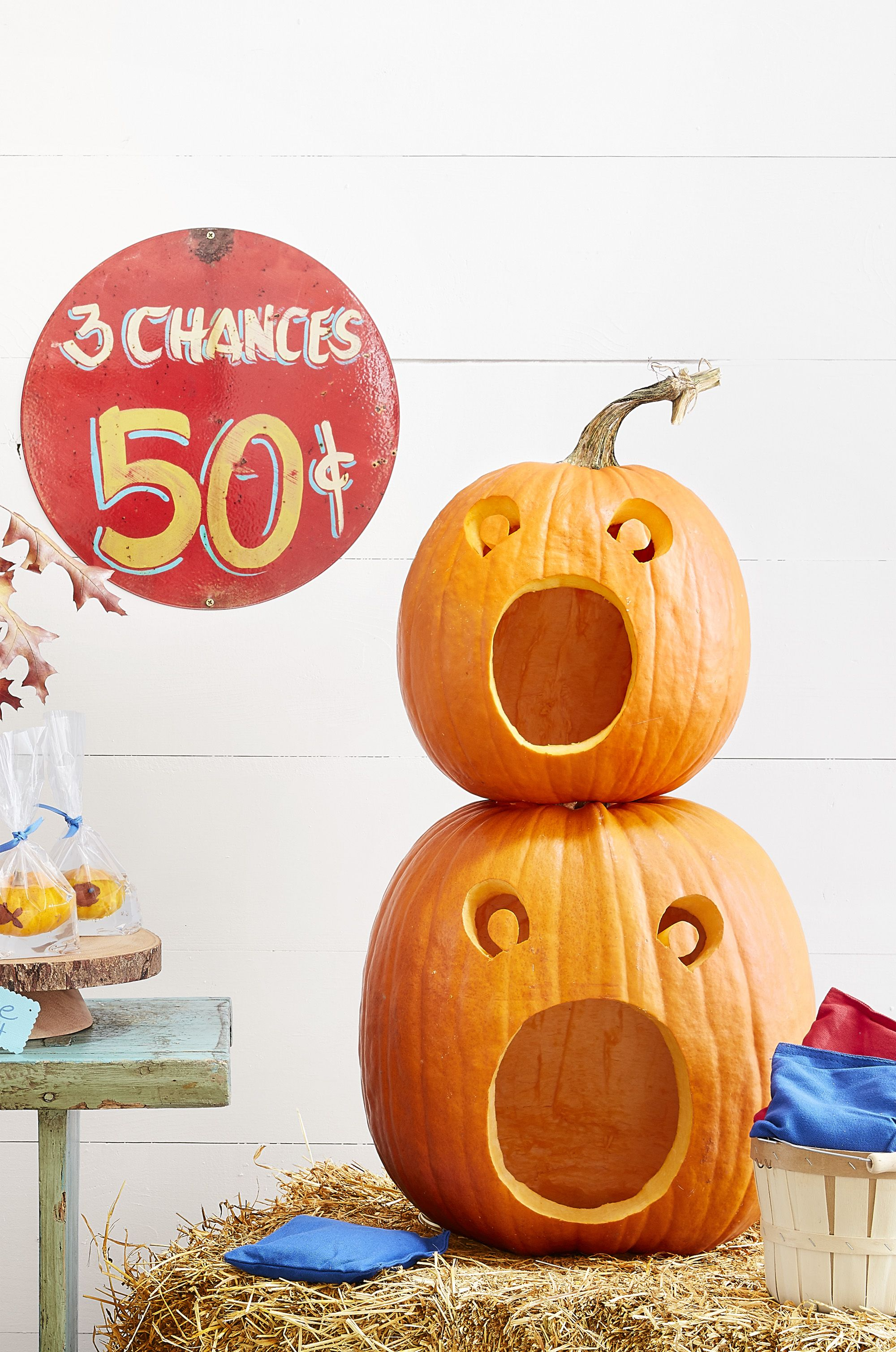85 Creative Pumpkin Decorating Ideas - Easy Halloween Pumpkin
