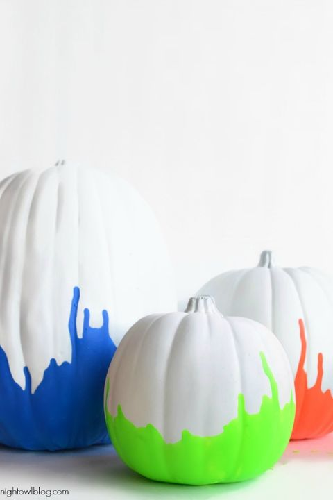 65 Best Pumpkin Decorating Ideas Easy Creative Halloween