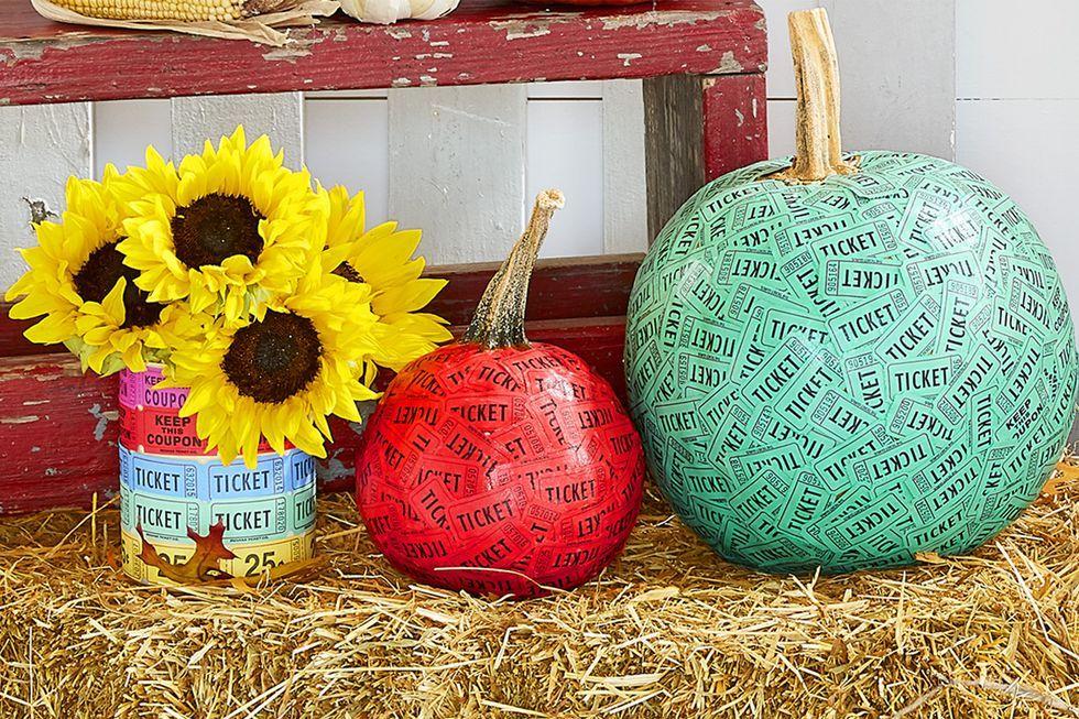 75 creative pumpkin decorating ideas easy halloween pumpkin rh countryliving com