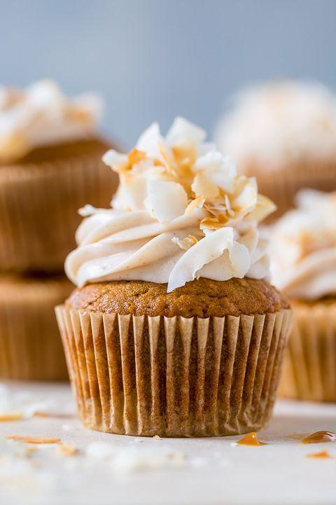 pumpkin dessert recipes cupcakes
