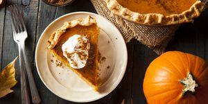 pumpkin desserts pie