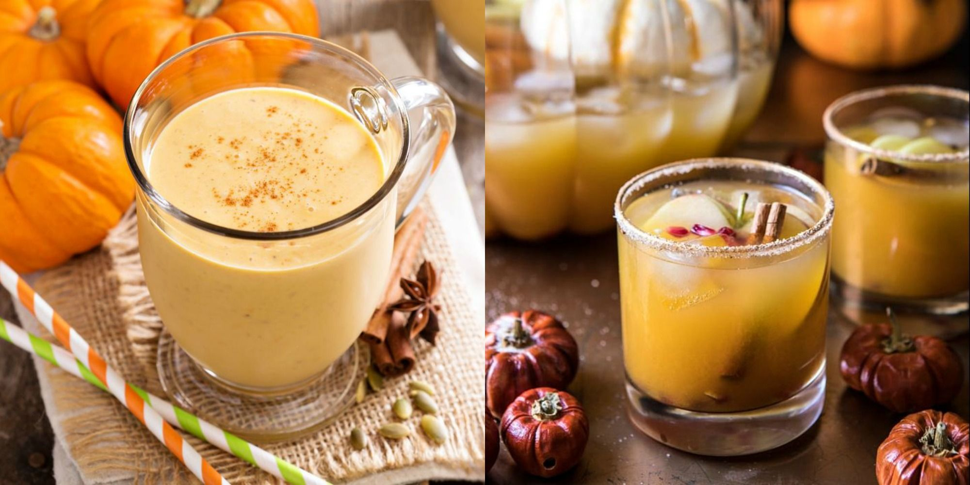 15 Pumpkin Drinks That Are So Much Better Than a Pumpkin Spice Latte