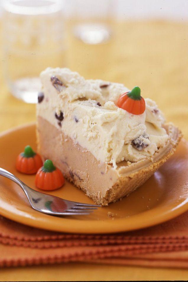 pumpkin ice cream cake