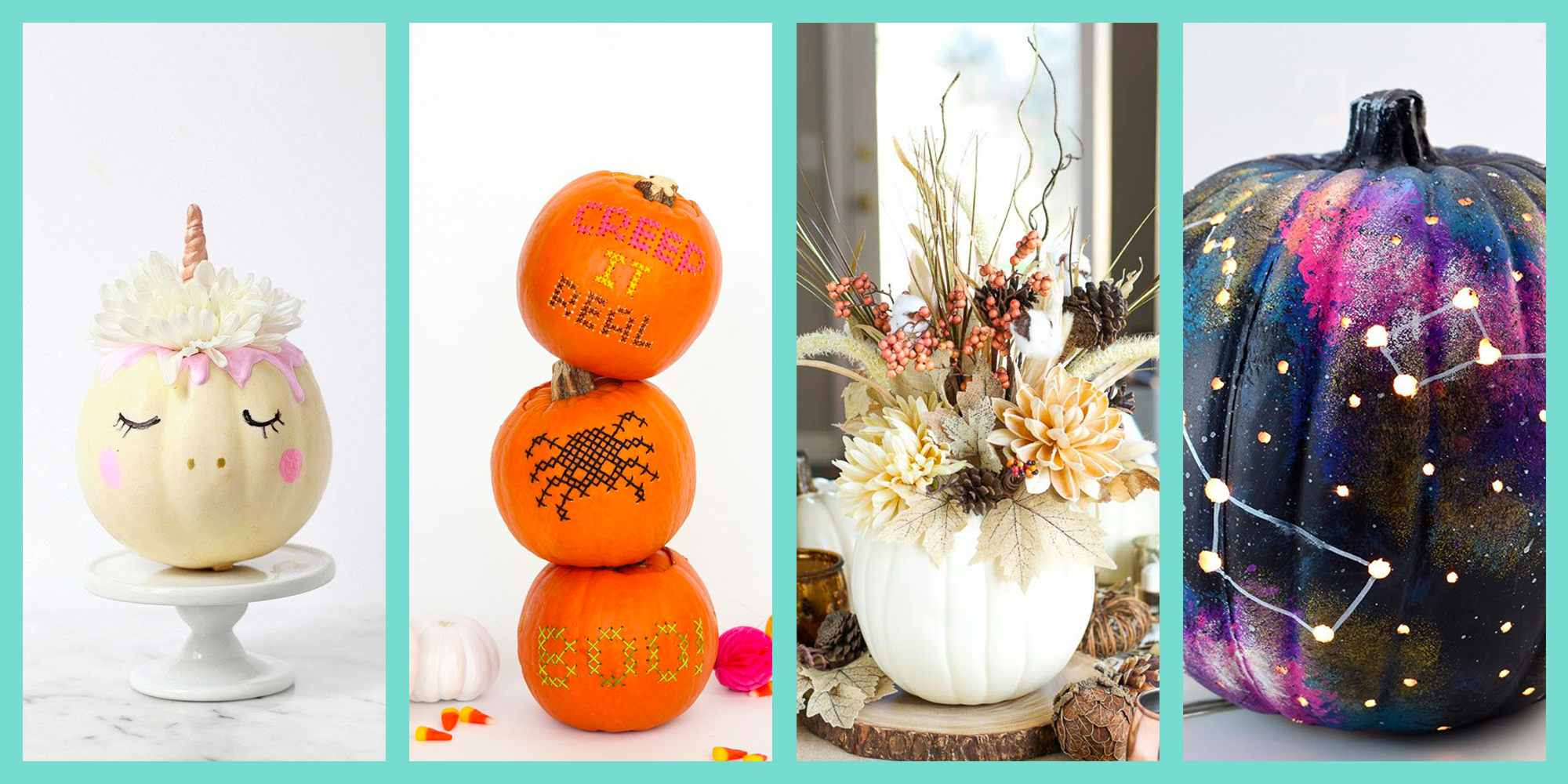 25 Easy Pumpkin Carving Ideas to Try for Halloween 2019