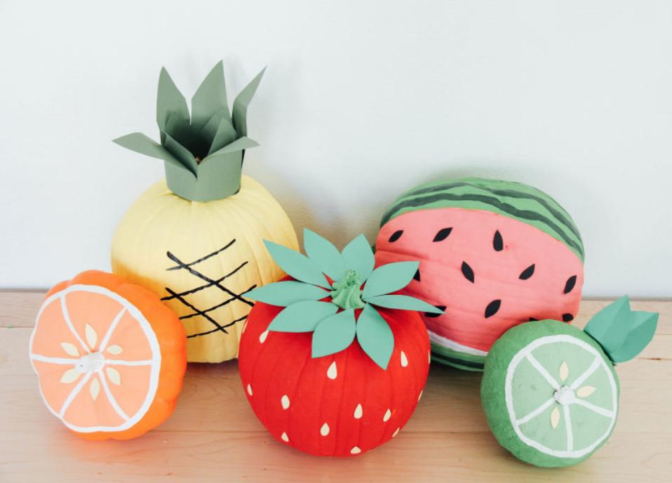 47 Pumpkin Painting Ideas Cute