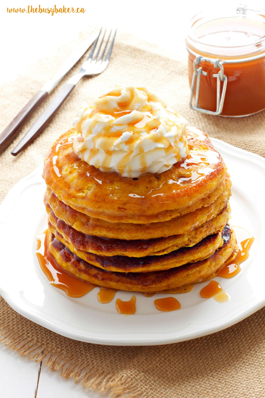 pumpkin pancakes spice