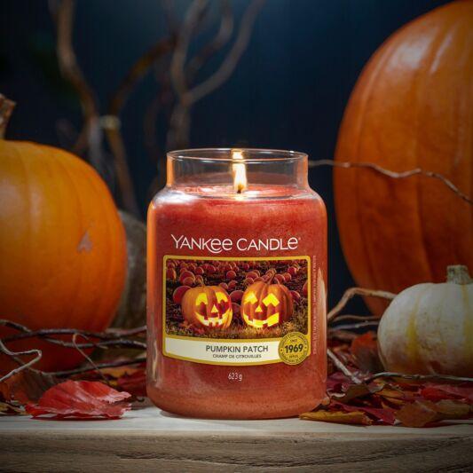 yankee candle pumpkin patch halloween