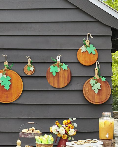 cutting board pumpkins
