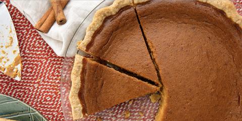pumpkin pie   delishcom