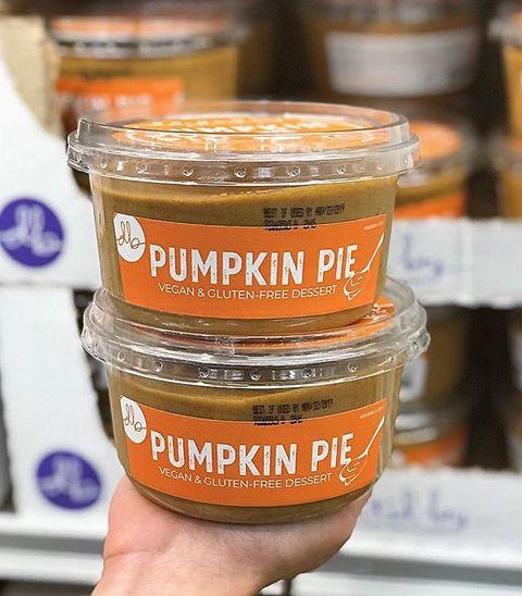 Delight Desserts Pumpkin Pie Dessert Hummus Is At Costco