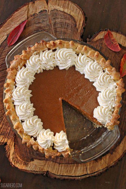 pumpkin pie ideas dulce de leche