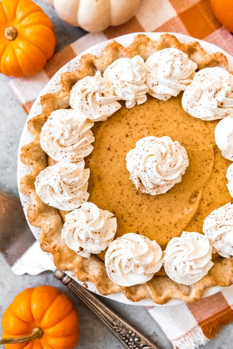 pumpkin pie recipes chiffon