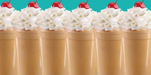 Whipped cream, Food, Milkshake, Cream, Dessert, Buttercream, Dish, Cuisine, Irish cream, Vanilla,