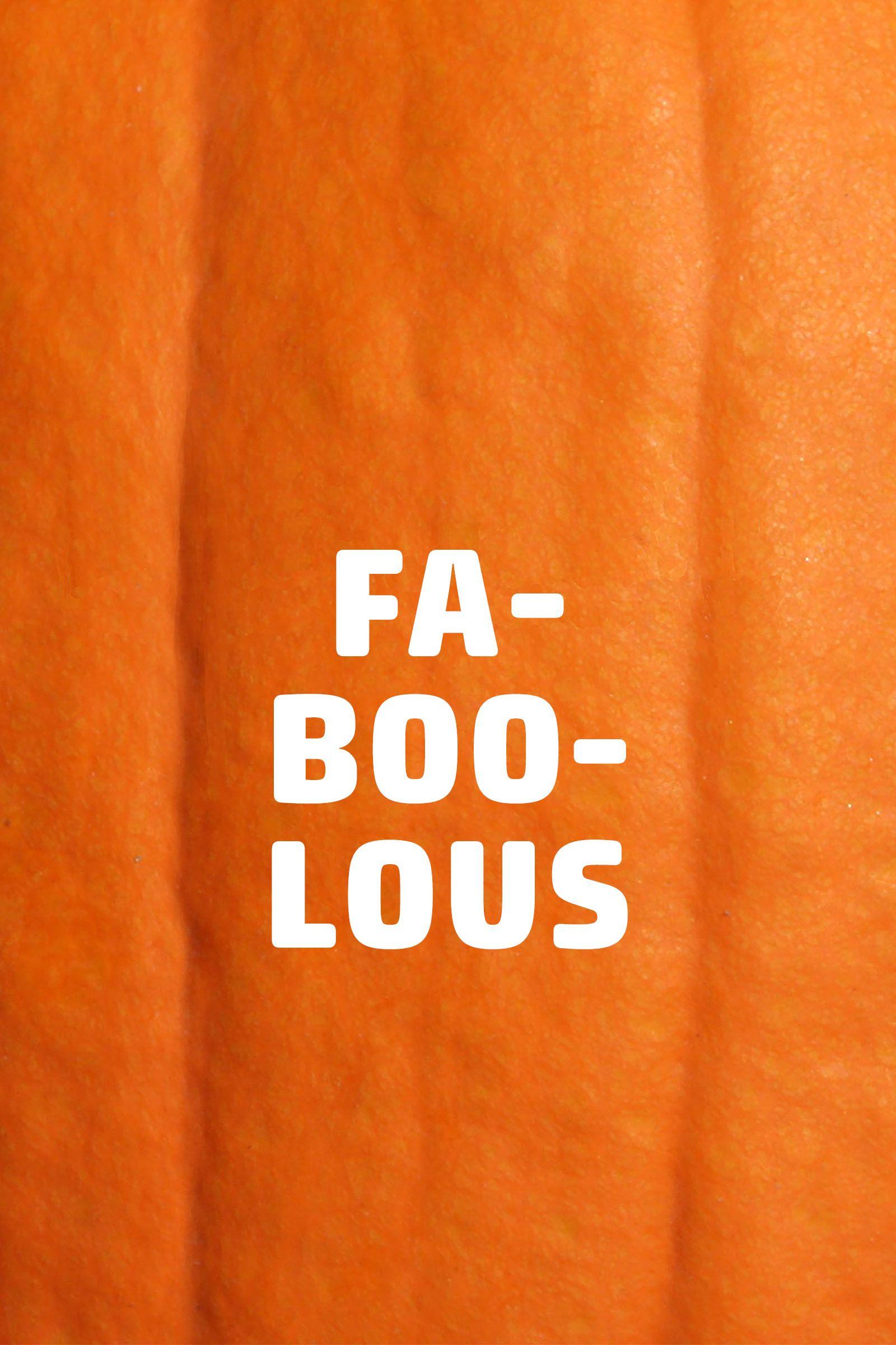 pumpkin puns fa-boo-less