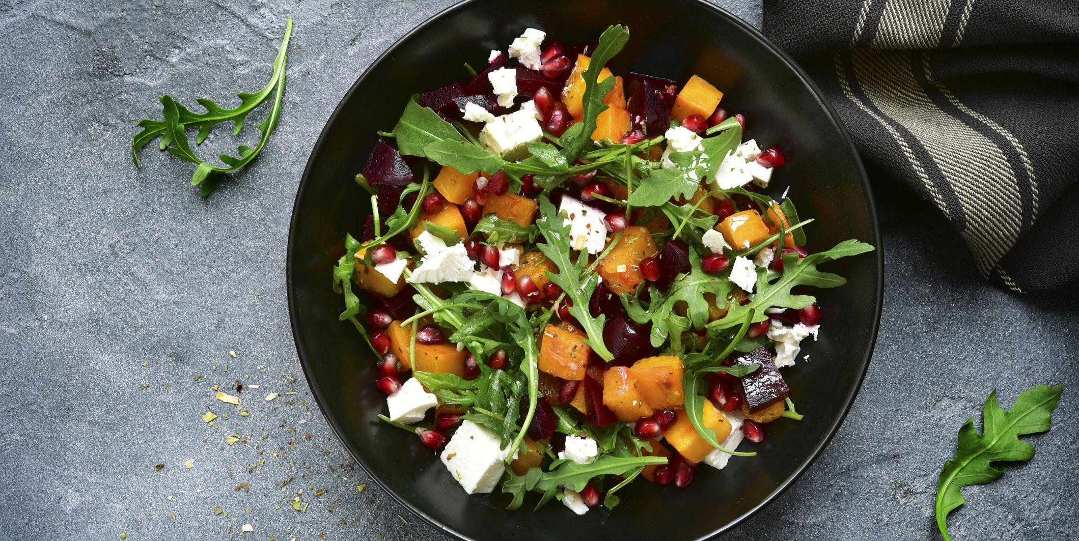 20 Thanksgiving Salads Bursting with Flavor