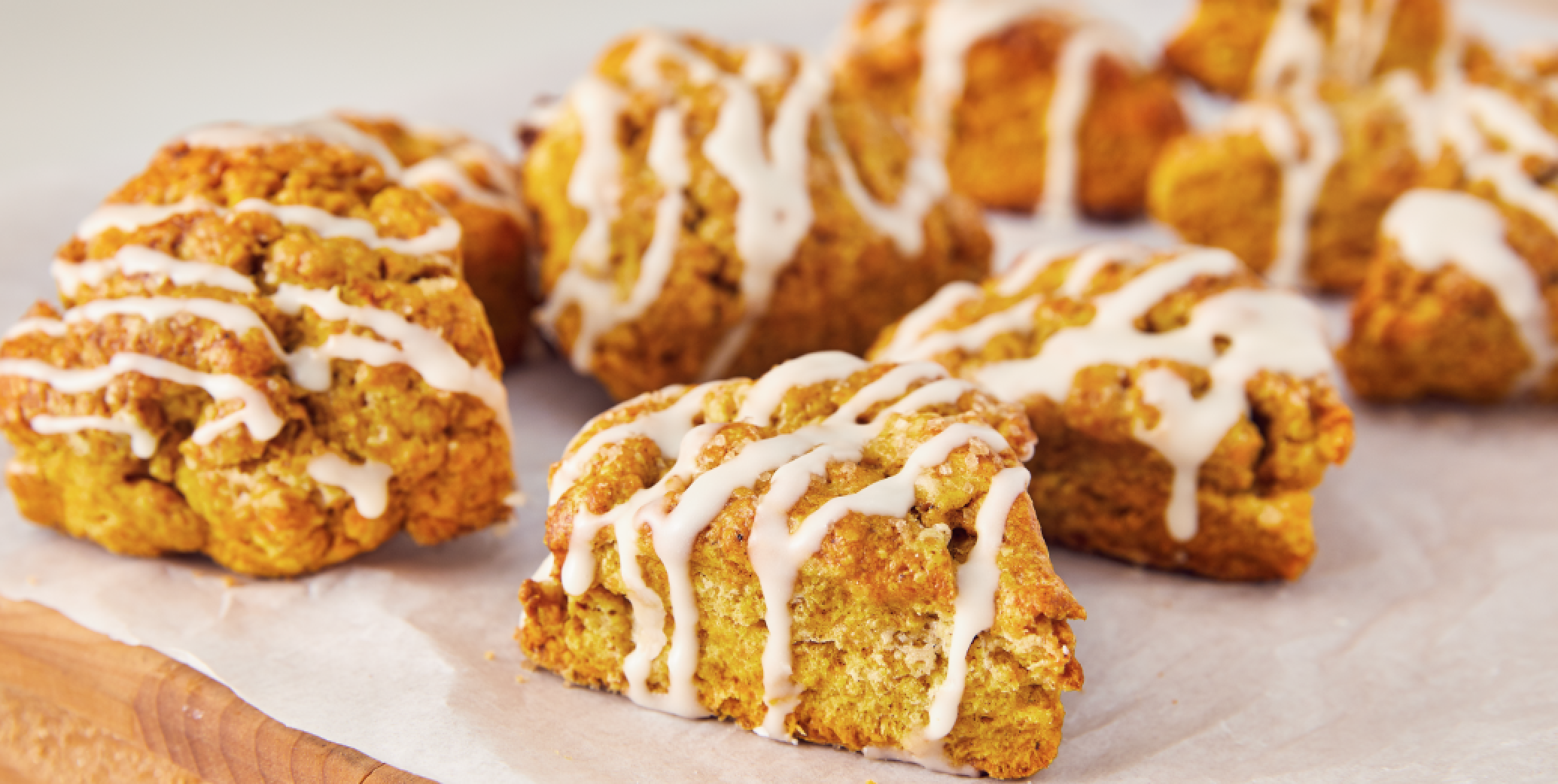 21 Pumpkin Scones That Will Make Those Chilly Mornings So Much Better