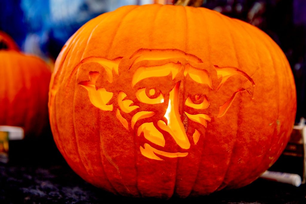 The Best Harry Potter Pumpkin Designs