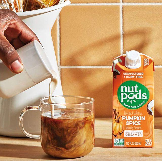 nutpods pumpkin spice creamer