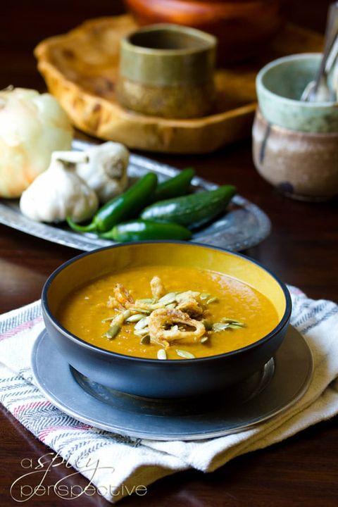 how to make pumpkin soup with fresh pumpkin puree