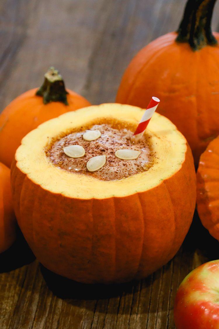 Pumpkin Spice Negroni recipe