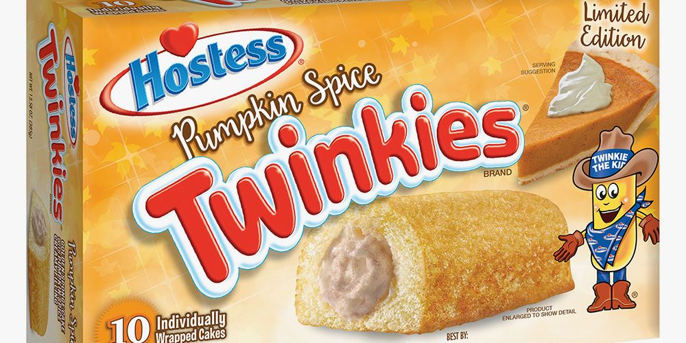Pumpkin Spice Twinkies Are Back, So We Might as Well Just Embrace Fall