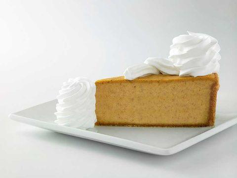 Dish, Food, Cuisine, Dessert, Baked goods, Cheesecake, Tres leches cake, Ingredient, Cake, Pumpkin pie,
