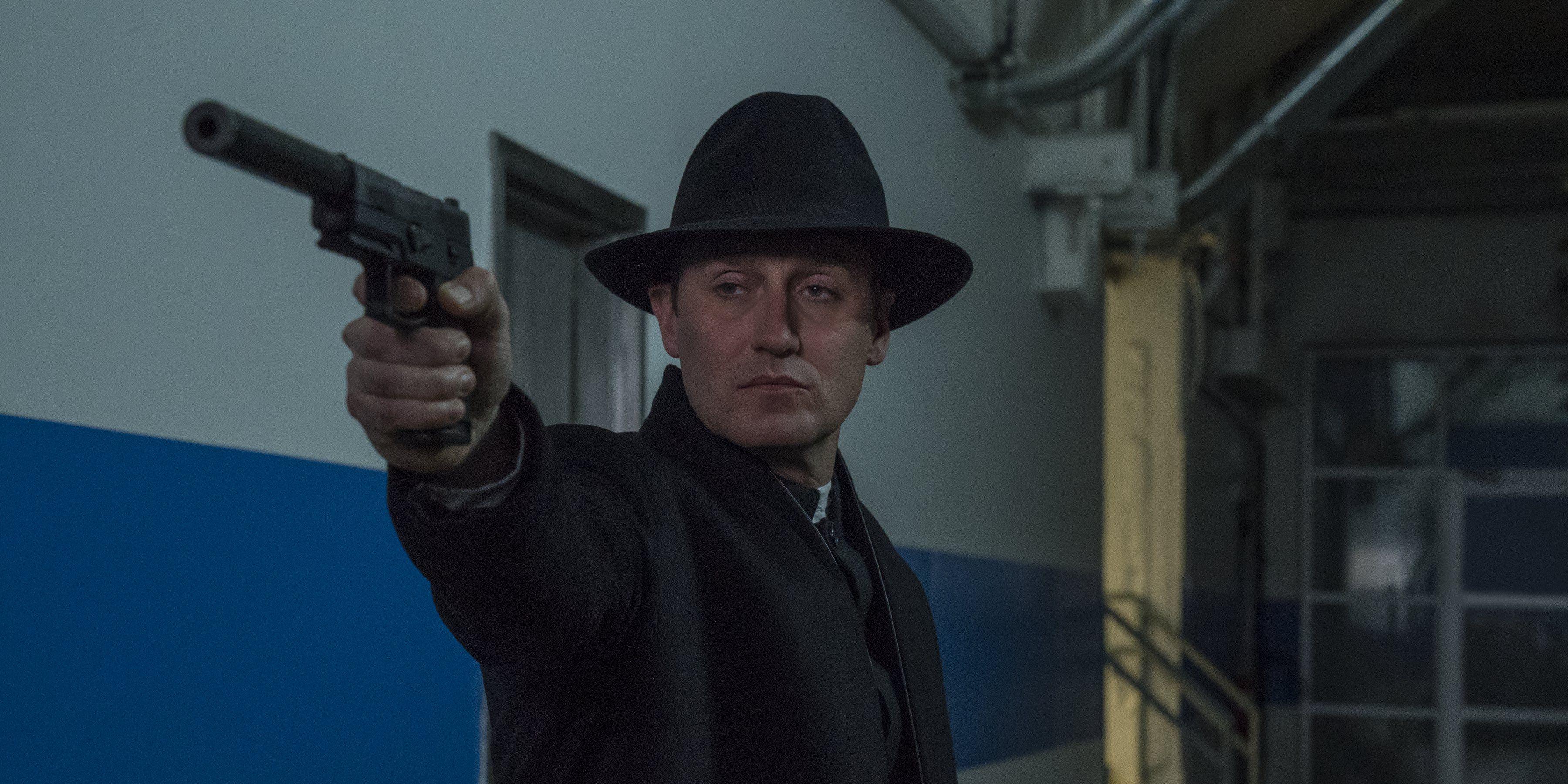 Punisher John Pilgrim Netflix serie