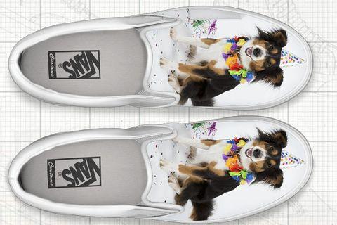 Image Vans Customized Kicks