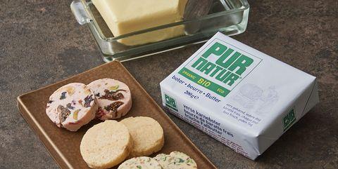 オーガニックの発酵バター「ピュアナチュール」を使った3種のフレーバーバター