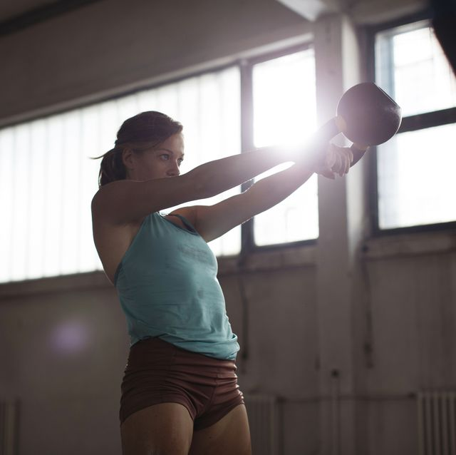 crossfit workouts for runners