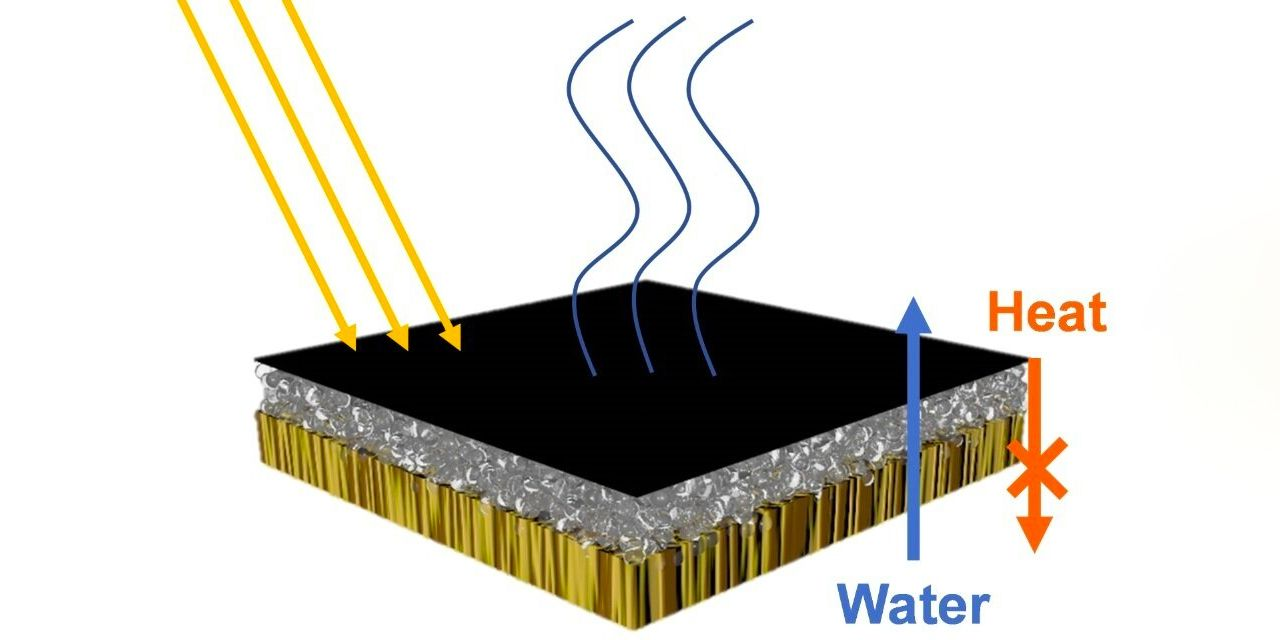 Solar-Powered Nanotubes Could Bring Water to the World