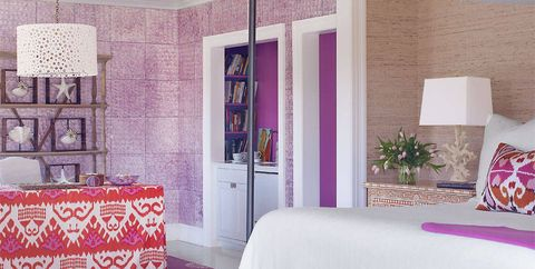 Bedroom Purple Decorating Ideas 10 stylish purple bedrooms - ideas for bedroom decor in purple
