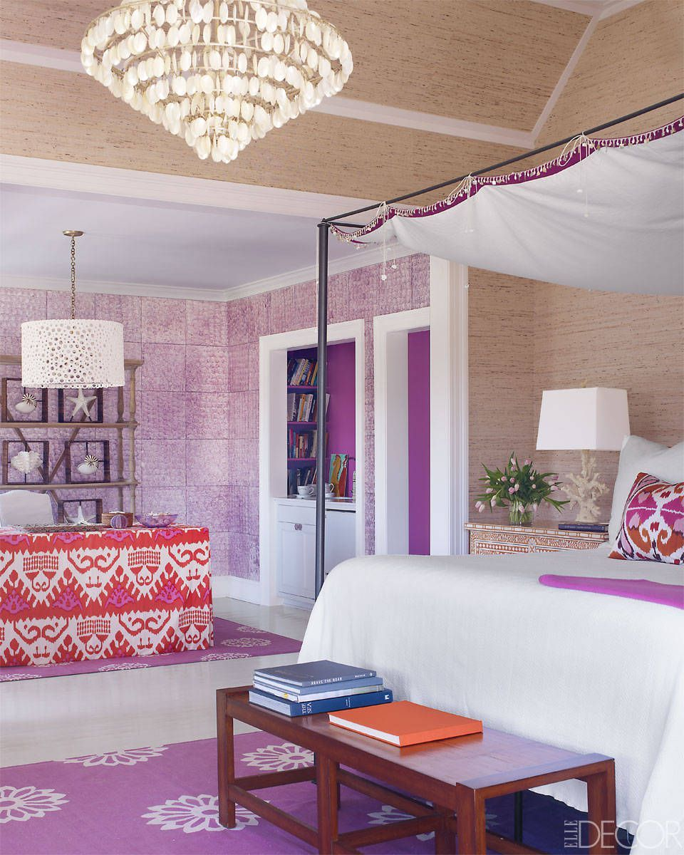 10 Stylish Decorating Ideas For Purple Bedrooms