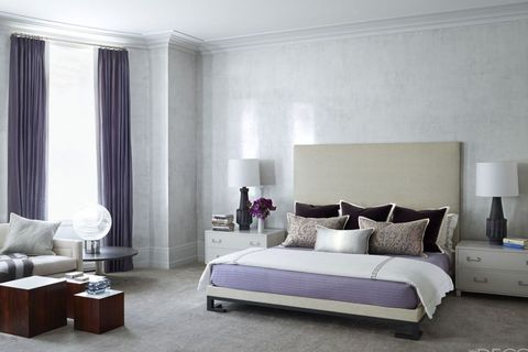 10 Stylish Purple Bedrooms - Ideas for Bedroom Decor in Purple