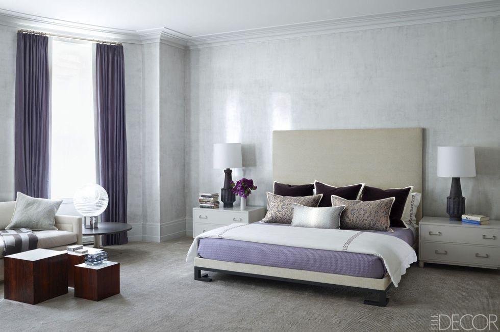 Merveilleux Purple Bedroom Ideas