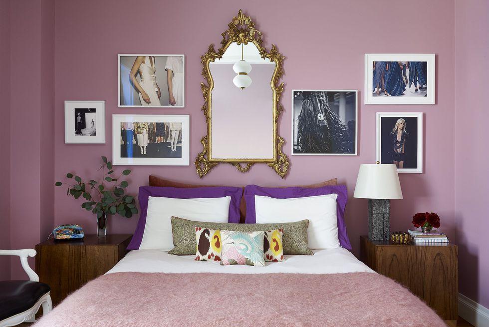 Bedroom Purple Decorating Ideas 10 stylish purple bedrooms - ideas for bedroom decor in purple