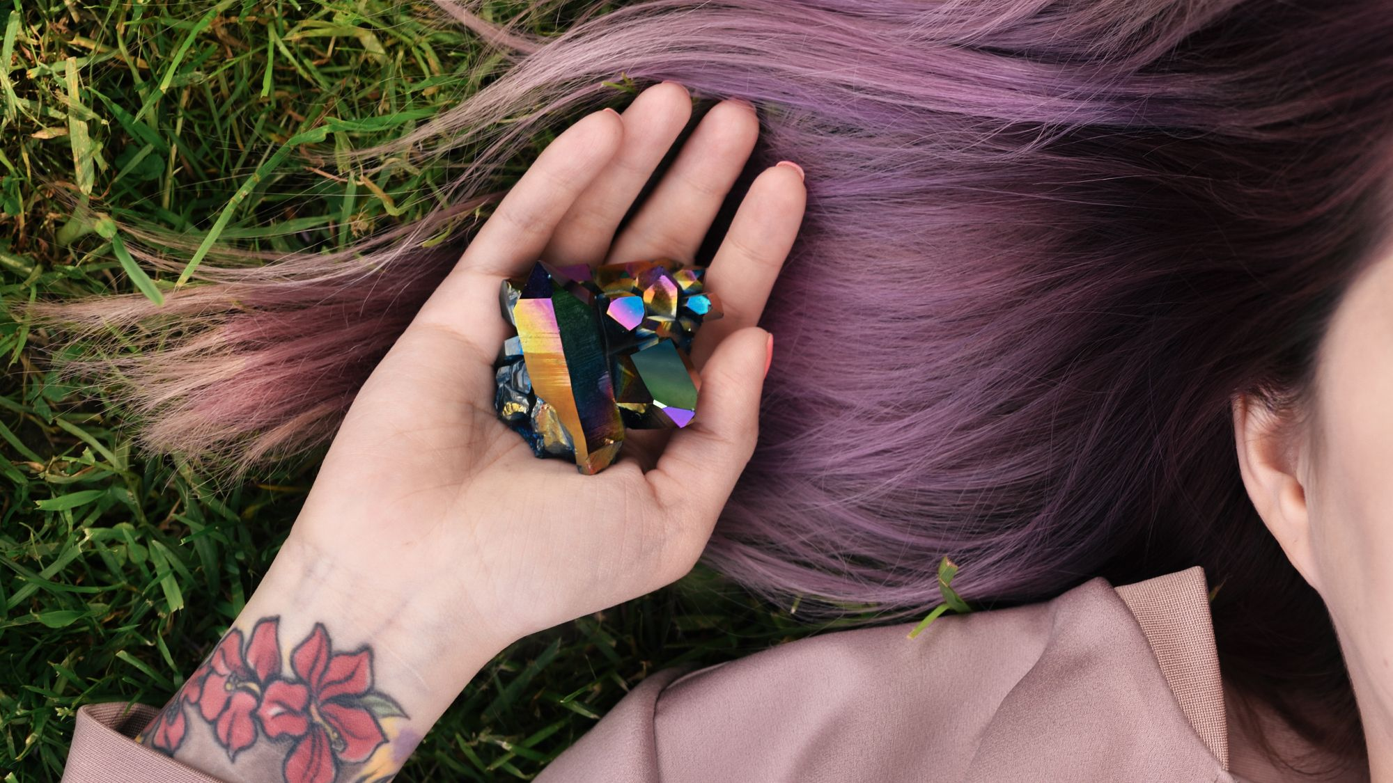 Dreamy Purple Hair Dyes That'll Give You Pinterest-Worthy Locks