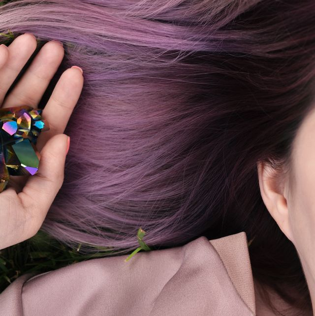 8 Best Purple Hair Dyes 2019 At Home Purple Hair Dye