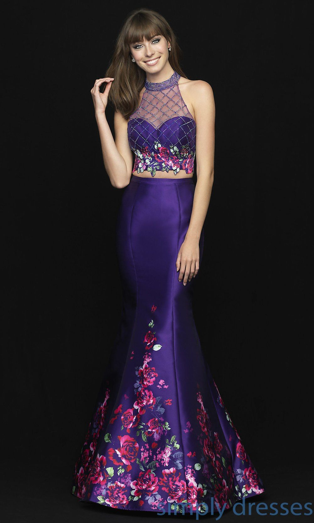 36 pretty purple prom dresses of 2018 in every shade from lavender 36 pretty purple prom dresses of 2018 in every shade from lavender to burgundy ombrellifo Image collections
