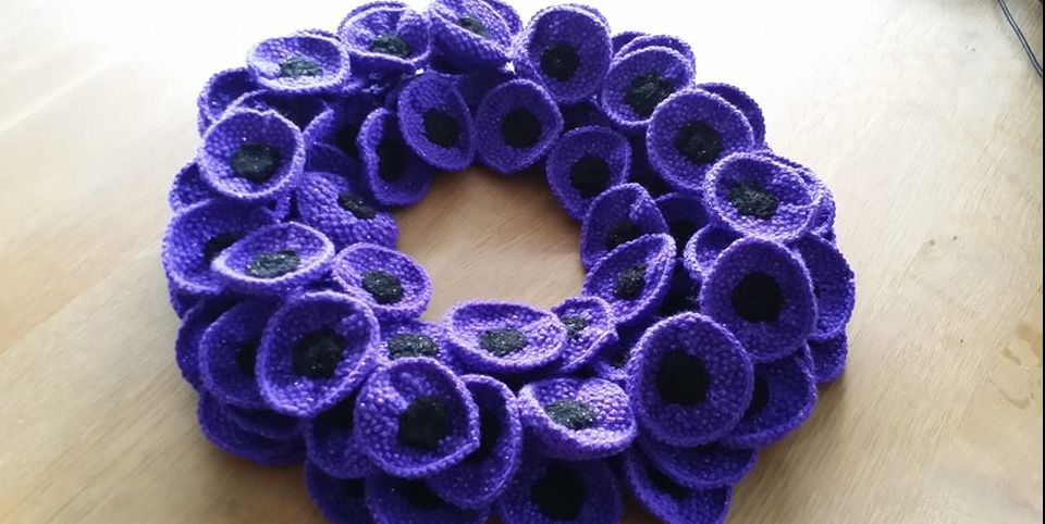 Why Are People Wearing Purple Poppies For Remembrance Day