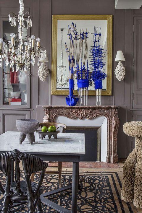 Purple Color Room Designs: 25 Purple Room Decorating Ideas