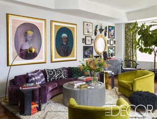 Enclosed Lanai Design Ideas, 25 Purple Room Decorating Ideas How To Use Purple Walls Decor
