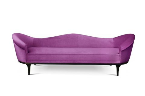 Phenomenal 20 Best Purple Sofas Beautiful Purple Couches To Buy Ibusinesslaw Wood Chair Design Ideas Ibusinesslaworg