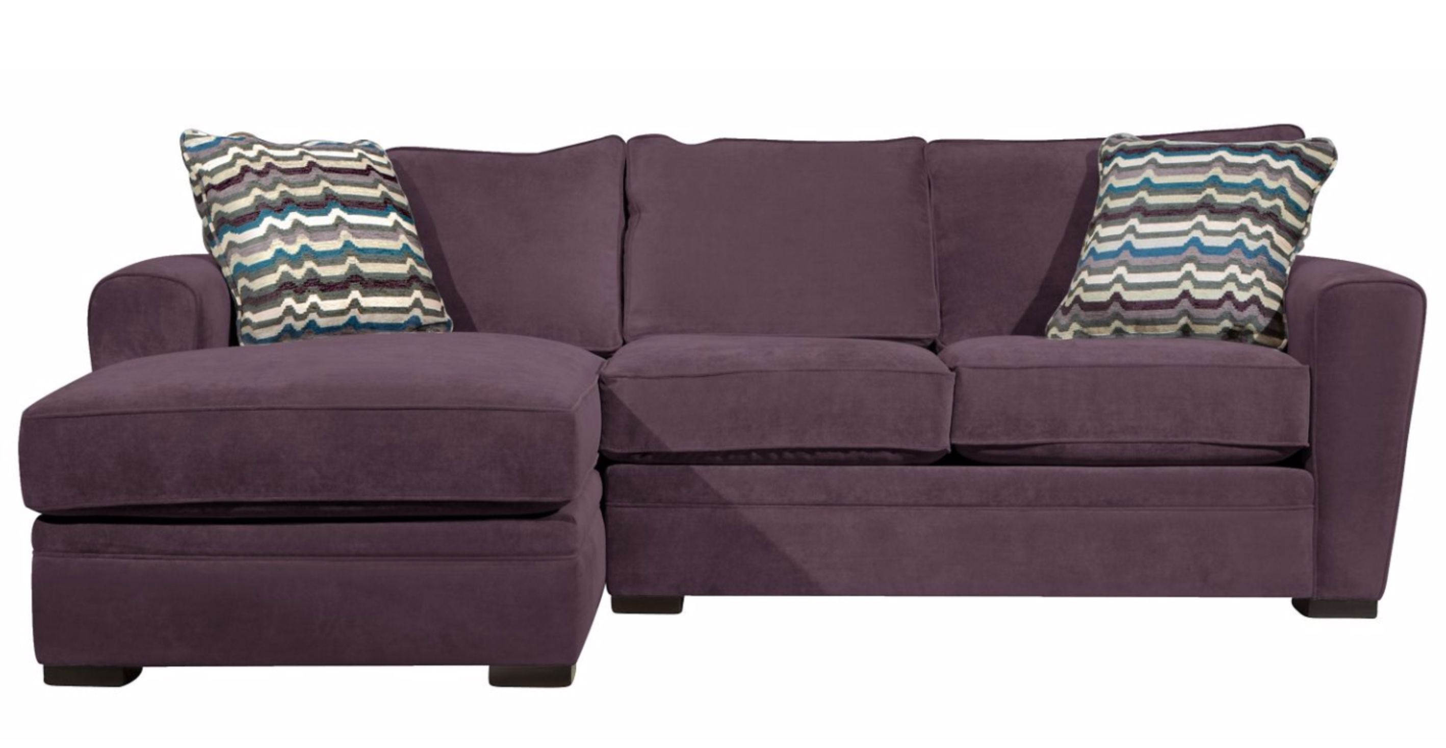 Purple sofa modern purple sofas couches allmodern thesofa for Purple sofa