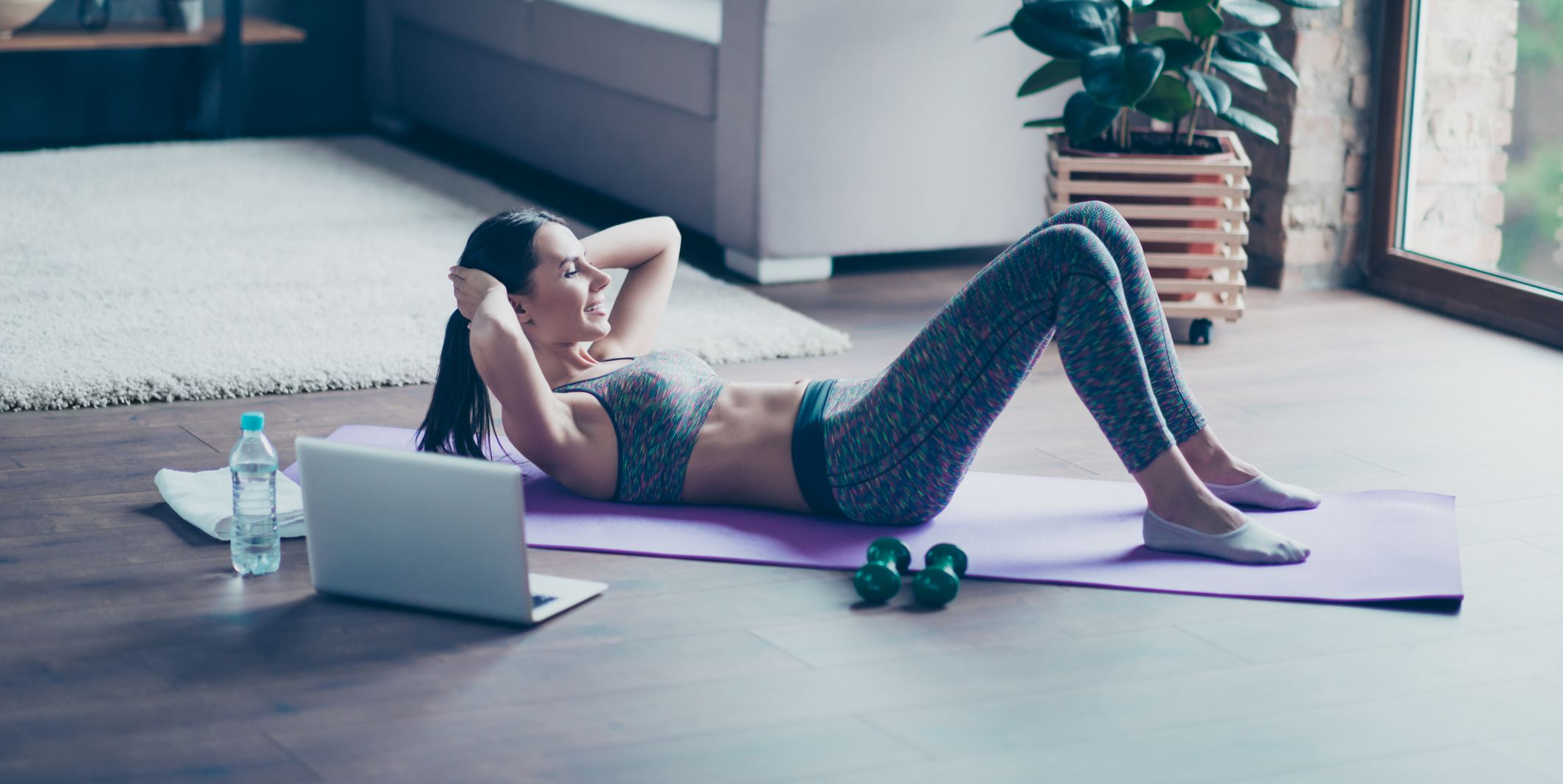 best ab and glute exercises for runners