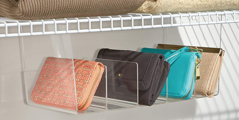 10 Organizers To Store Purses And Handbags Purse Storage Ideas